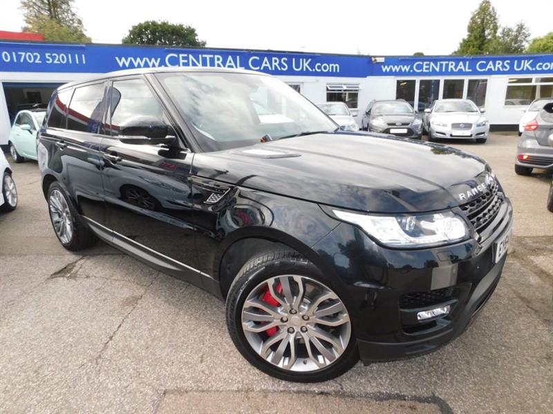 used Land Rover Range Rover Sport 3.0 SDV6 HSE Dynamic in leigh
