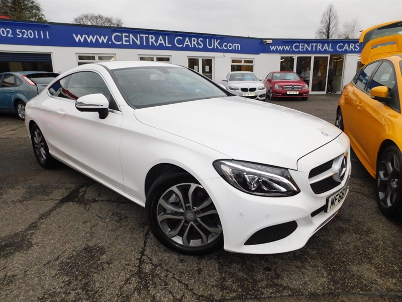 used Mercedes 250 C  D SPORT in leigh