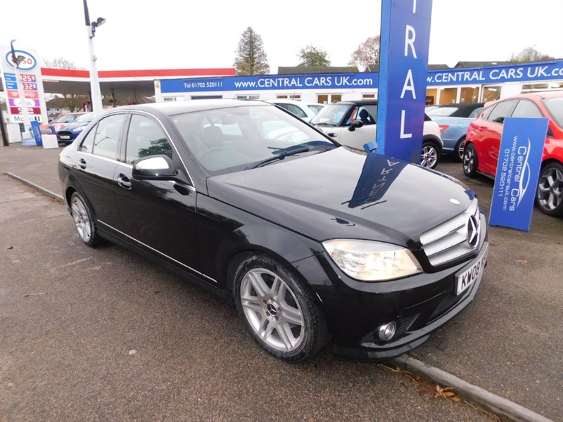 used Mercedes C180 KOMPRESSOR SPORT in leigh