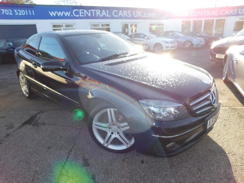 used Mercedes CLC200 CDI SPORT in leigh