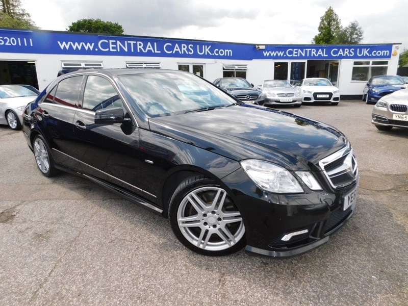 used Mercedes E250 CDI BLUEEFFICIENCY SPORT in leigh