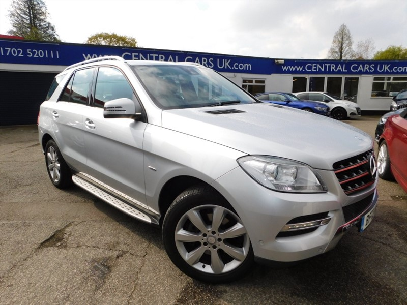 used Mercedes ML250 BLUETEC SPECIAL EDITION in leigh