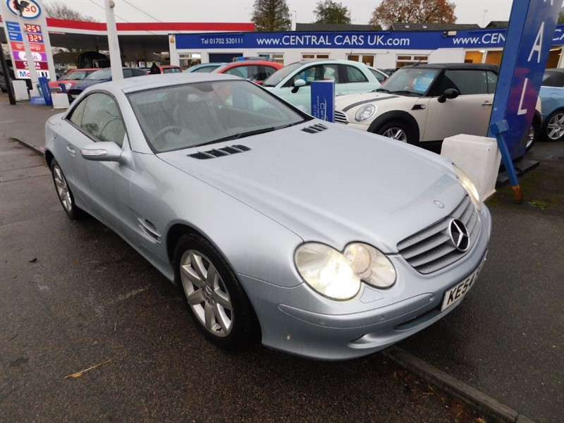 used Mercedes SL SL350 in leigh