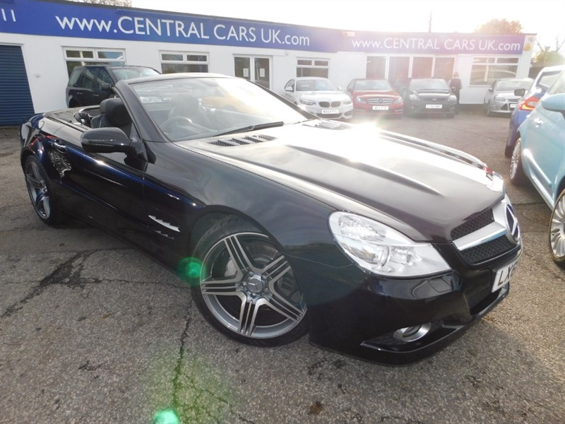 used Mercedes SL SL 350 in leigh