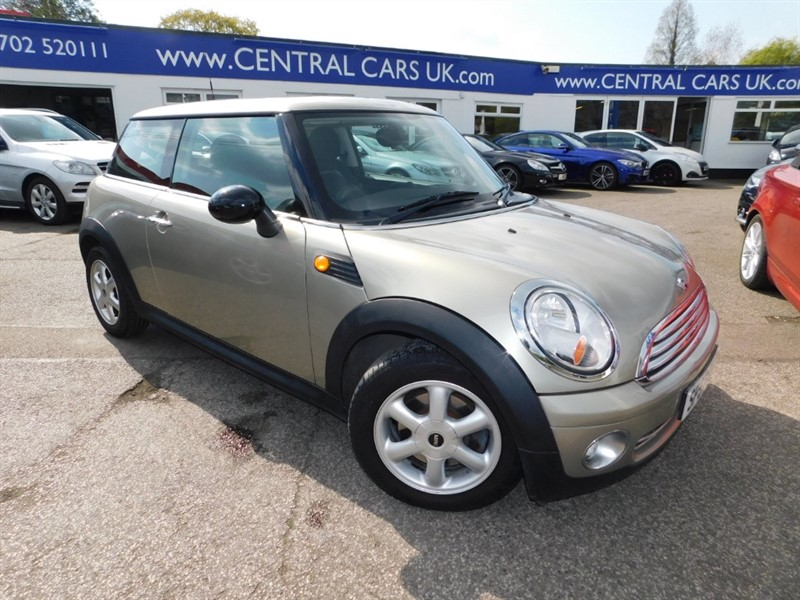 used MINI One ONE in leigh