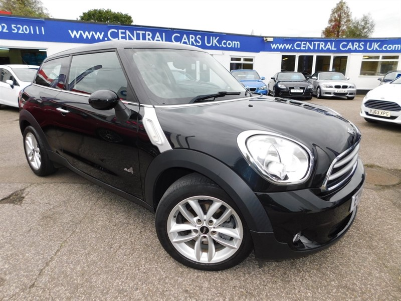 used MINI Paceman COOPER ALL4 in leigh