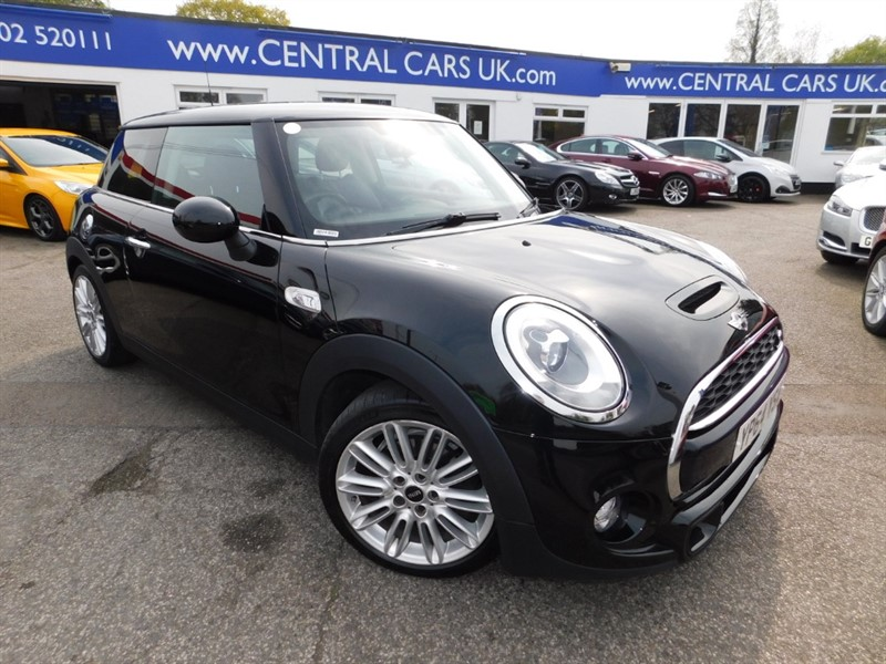 used MINI  COOPER S in leigh