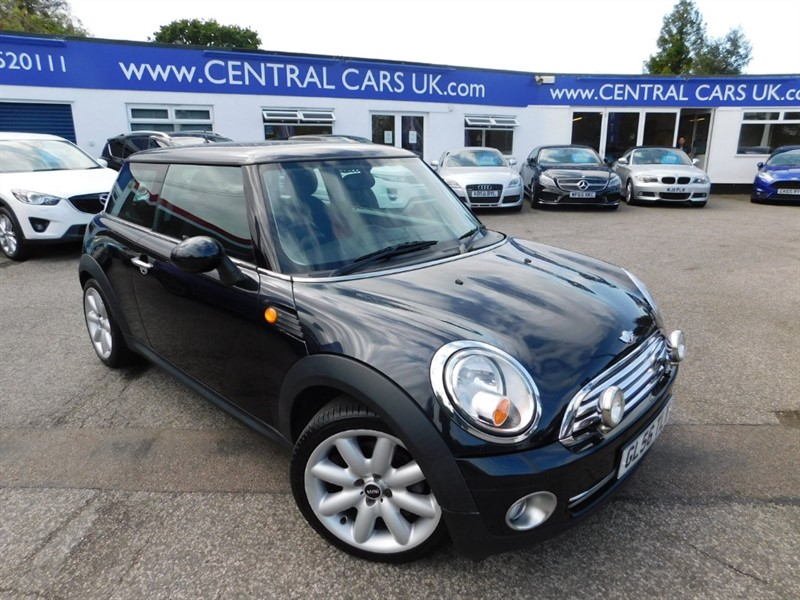 Used MINI for Sale in Leigh on Sea, Central Cars (Leigh) LTD |