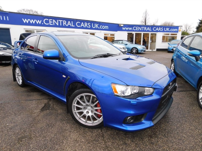 used Mitsubishi Lancer EVOLUTION X GSR SST FQ300 in leigh