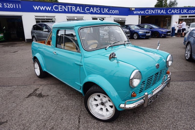 used Austin Mini 1275 Pick Up Truck Show Car in leigh