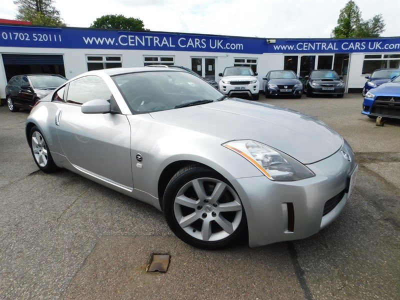 used Nissan 350Z  in leigh