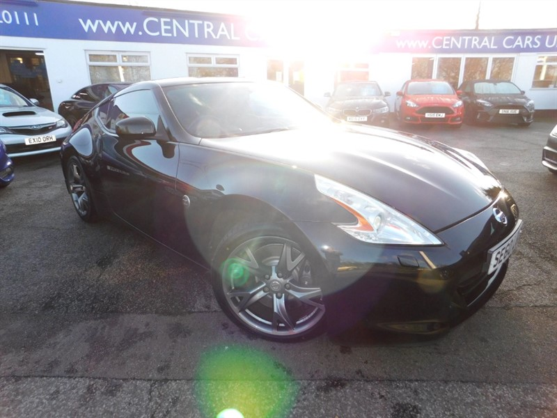used Nissan 370Z V6 GT in leigh