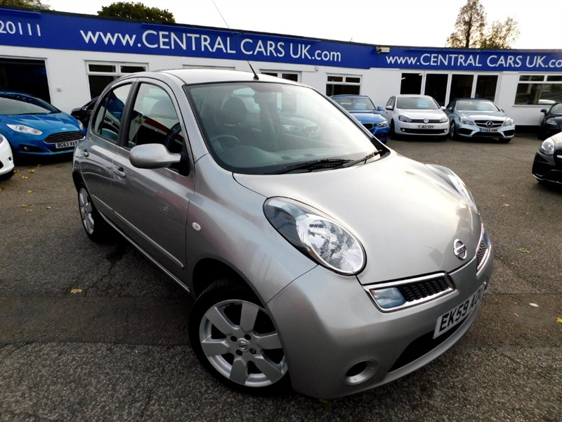 used Nissan Micra ACENTA in leigh