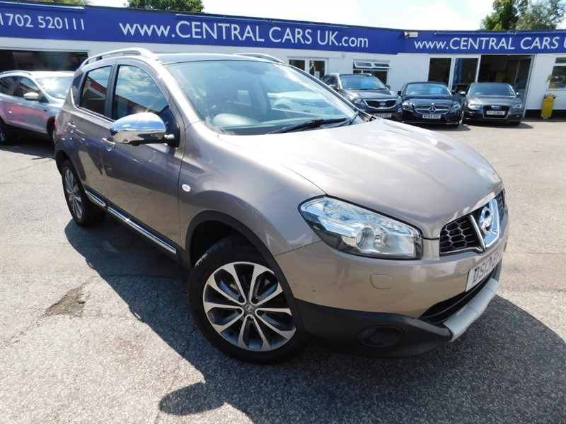 used Nissan Qashqai DCI TEKNA IS in leigh