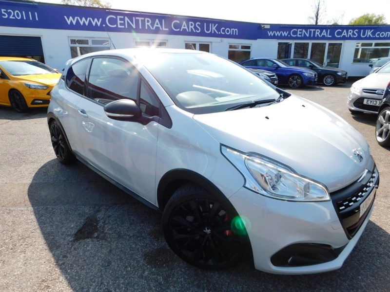 used Peugeot 208 GTI THP S/S BY PEUGEOT SPORT in leigh