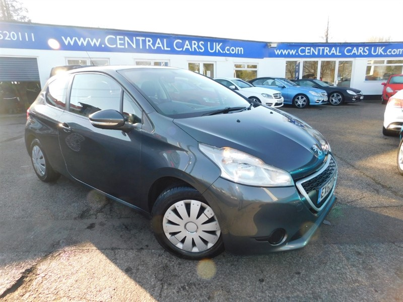 used Peugeot 208 ACCESS PLUS in leigh