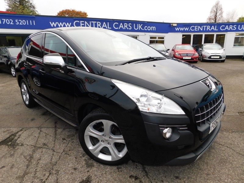 used Peugeot 3008 ALLURE HDI FAP in leigh