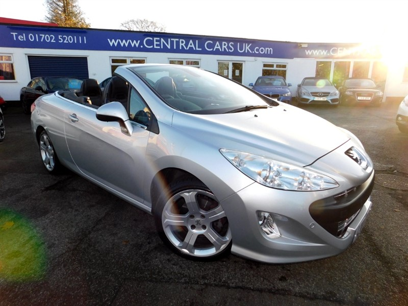 used Peugeot 308 THP CC GT in leigh