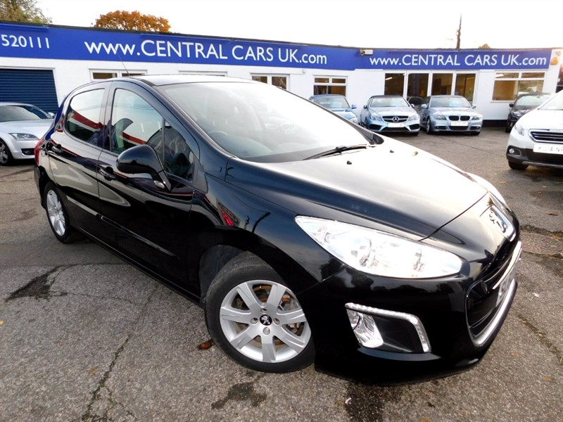 used Peugeot 308 HDI ACTIVE in leigh