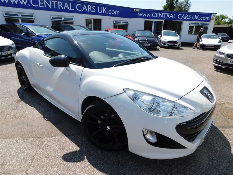 used Peugeot RCZ THP GT in leigh