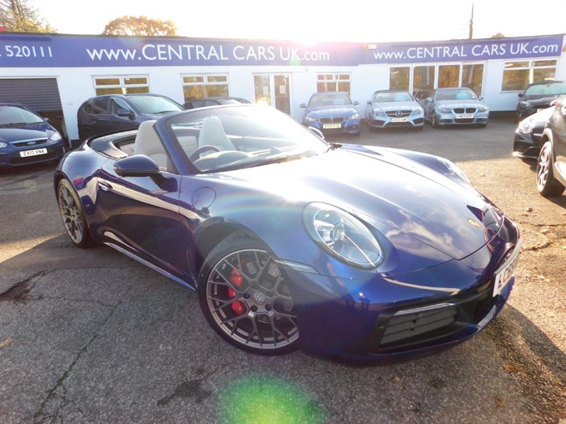 used Porsche 911 CARRERA S PDK in leigh