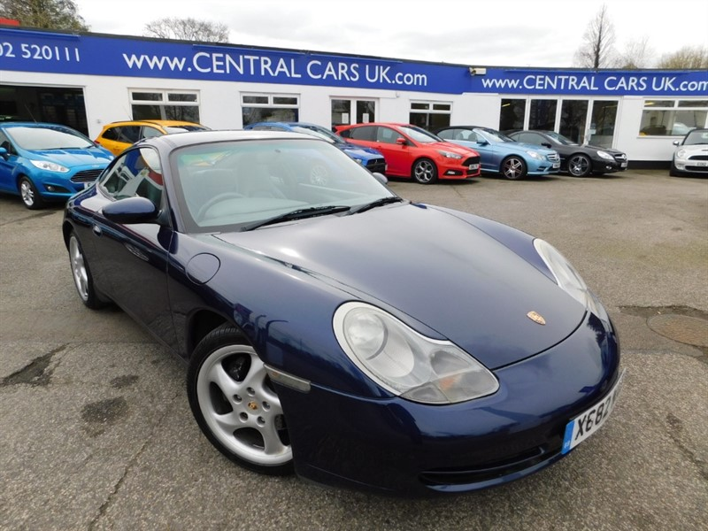 used Porsche 911 Carrera Tiptronic S in leigh