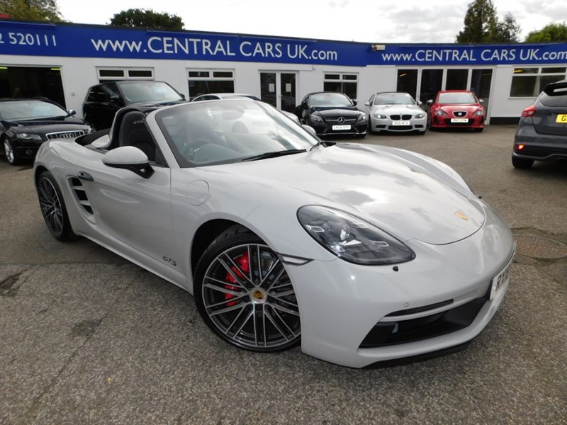 used Porsche Boxster 718 BOXSTER GTS PDK in leigh