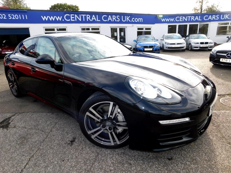 used Porsche Panamera D V6 TIPTRONIC in leigh
