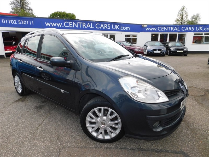 used Renault Clio DYNAMIQUE in leigh