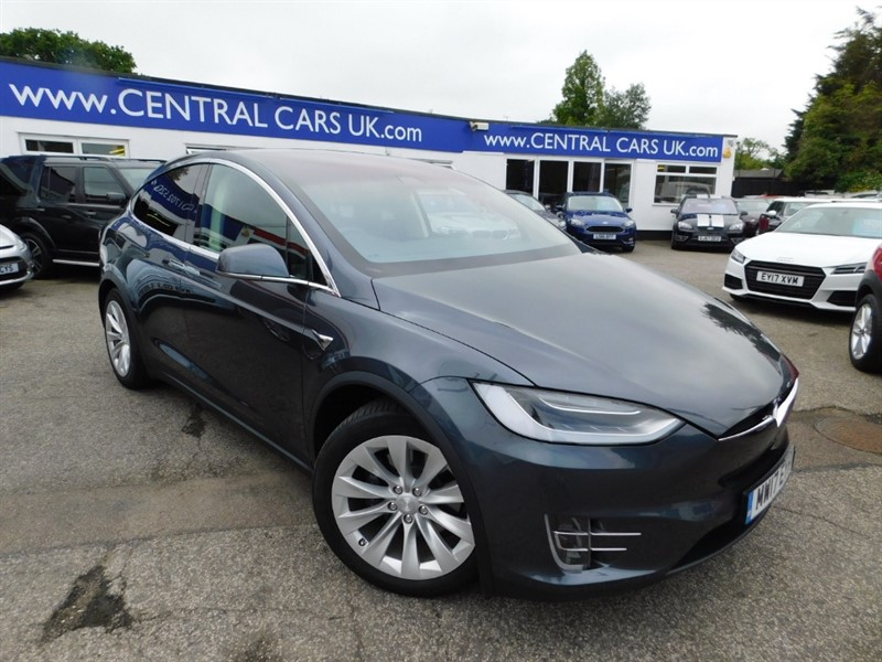used Tesla Model X ALL MODELS in leigh