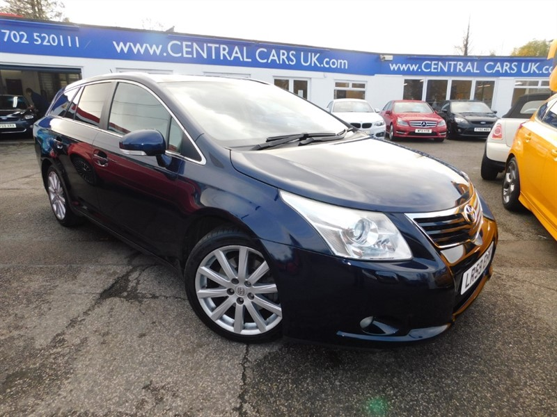 used Toyota Avensis D-CAT T SPIRIT in leigh