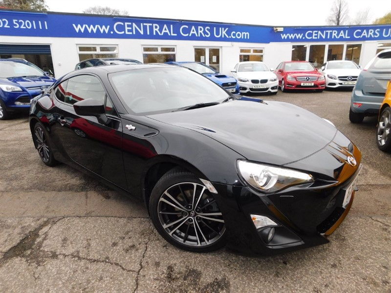 used Toyota GT86 D-4S in leigh