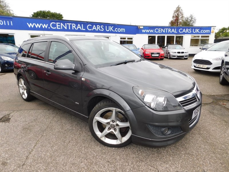 used Vauxhall Astra SRI XP CDTI in leigh