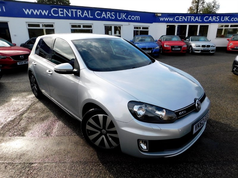 used VW Golf GTD in leigh