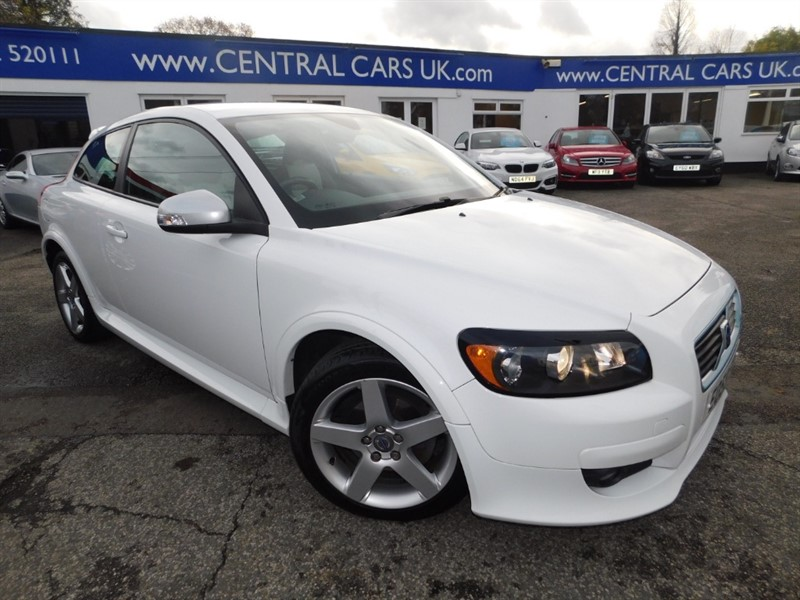 used Volvo C30 R-DESIGN in leigh