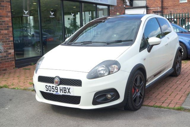 Abarth Grande Punto for sale