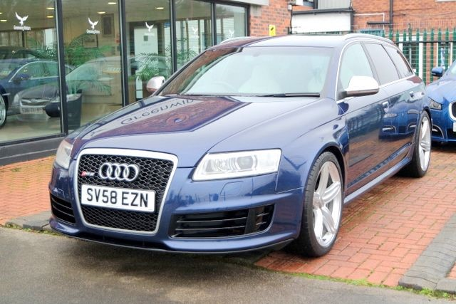 used Audi RS6 Avant AVANT - HIGH SPEC in ashley-cheshire
