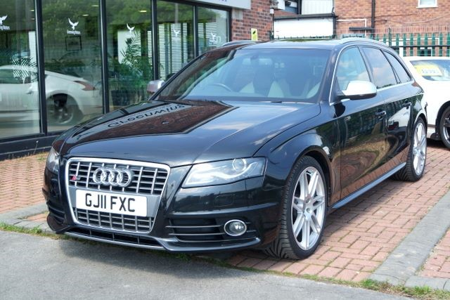used Audi S4 Avant HIGH SPEC- STAGE 1 REMAP in ashley-cheshire