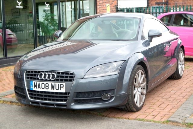 used Audi TT TFSI COUPE  in ashley-cheshire
