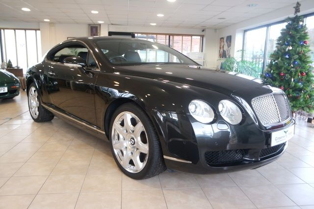 used Bentley Continental GT MULLINER COUPE in ashley-cheshire