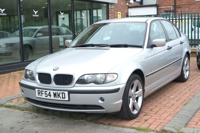 used BMW 320d SE SALOON - FULL LEATHER in ashley-cheshire