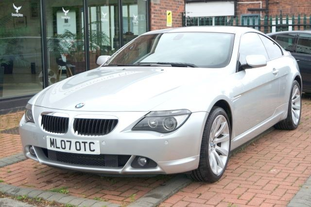 used BMW 630i SPORT COUPE - EXCELLENT HISTORY in ashley-cheshire