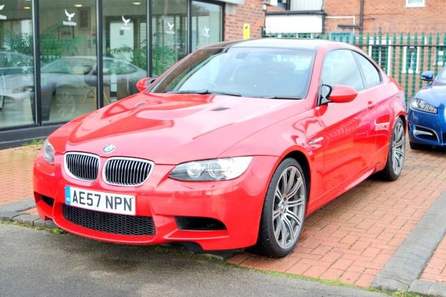 used BMW M3 V8 COUPE - EXCELLENT HISTORY in ashley-cheshire