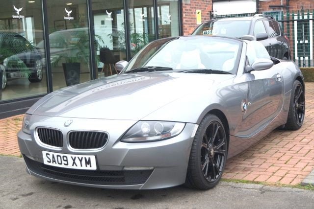 used BMW Z4 ROADSTER ED SPORT in ashley-cheshire
