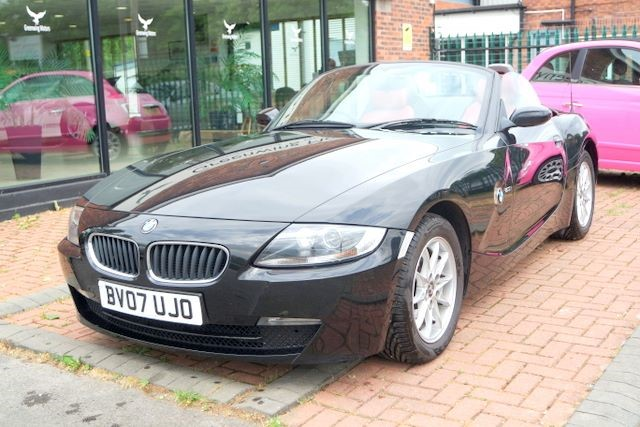 used BMW Z4 2.0 SE ROADSTER in ashley-cheshire