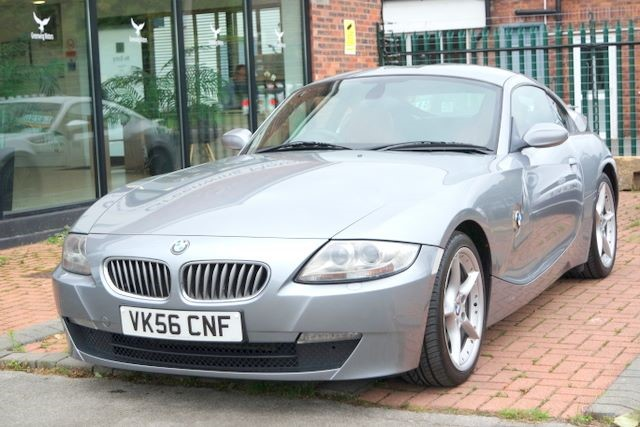 used BMW Z4 SI SPORT COUPE in ashley-cheshire