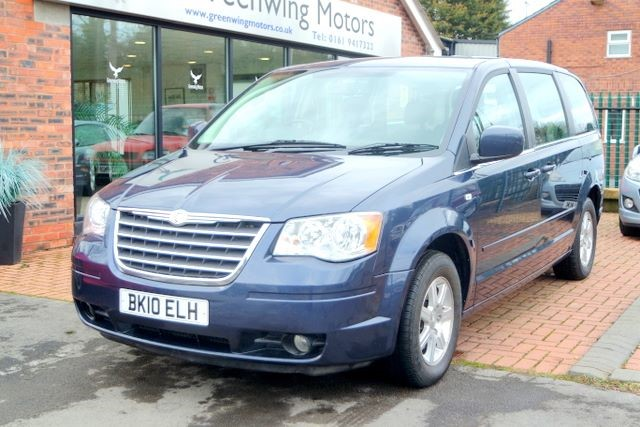 used Chrysler Grand Voyager CRD TOURING MPV 7 SEATS in ashley-cheshire