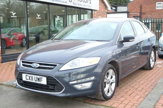 used Ford Mondeo TITANIUM X HATCHBACK in ashley-cheshire