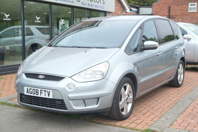 used Ford S-Max TITANIUM TDCI MPV in ashley-cheshire