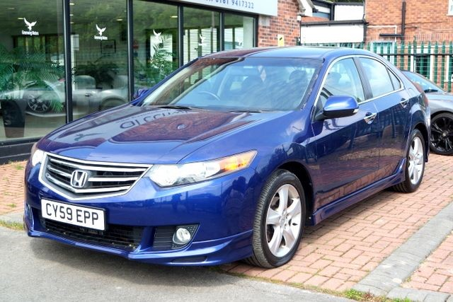 used Honda Accord I-DTEC ES GT SALOON in ashley-cheshire